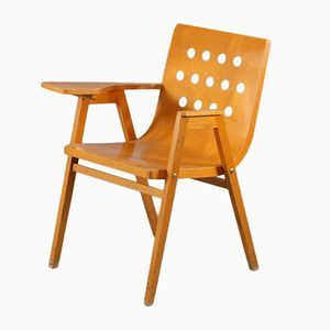 Vintage Armchair by Roland Rainer, 1958