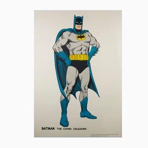 Póster de la película Batman vintage de Carmine Michael Infantino, 1966