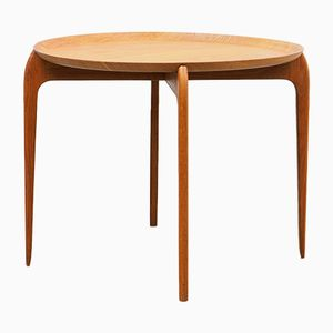 Table Basse en Chêne par Engholm & Willumsen, Danemark, 1960s
