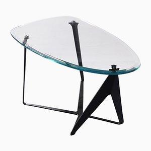 Table Basse Ted en Cristal par BNE pour GREYGE, 2019