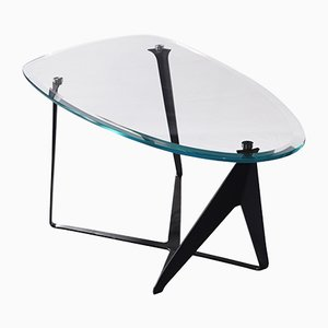 Tavolino da caffè Ted in cristallo di BNE per GREYGE, 2019