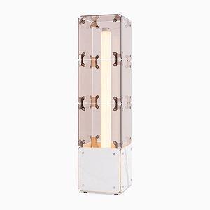 Lámpara de pie Hyperqube de Felix Monza