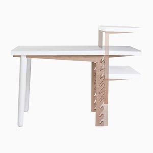 Mesa de brunch ajustable de Vincenzo Castellana para DESINE, 2018