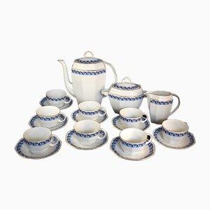 Servizio da tè vintage di Springer & Company per Epiag
