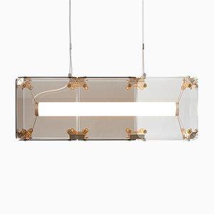 Lámpara de techo Hyperqube de Felix Monza