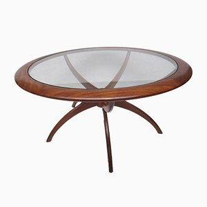 Teak Spider Coffee Table by Victor Wilkins for G-Plan, 1960s