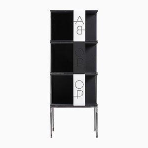 Font Bookcase by Turi Aquino for DESINE