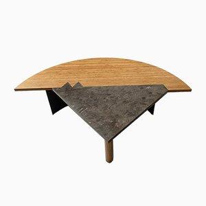 Niedriger Bacio Tisch von Turi Aquino für DESINE, 2018