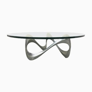 Vintage Snake Coffee Table by Knut Hesterberg, 1969