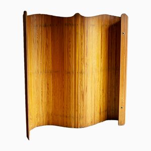 Mid-Century French Tambour Screen