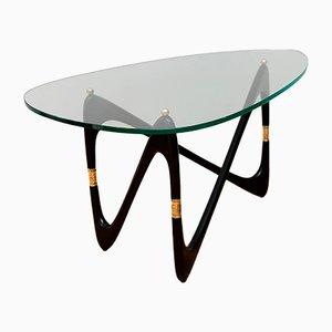 Tavolino da caffè di Cesare Lacca, Italia, anni '50