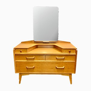 Vintage Dressing Table with Mirror from G-Plan, 1970s