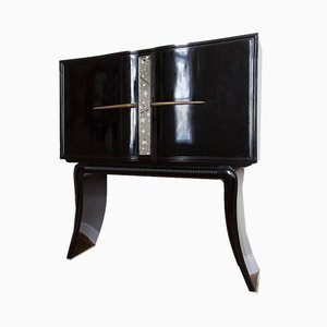 Italian Bar Cabinet by Paolo Buffa, 1950s