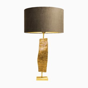 Bronze Table Lamp by Les Heritiers for Fondica, 2000s