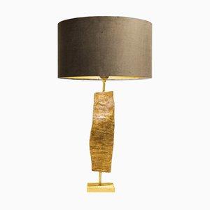 Lampada da tavolo in bronzo di Les Heritiers per Fondica, inizio XXI secolo