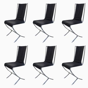 Chairs by Pierre Cardin for Maison Jansen, 1970s, Set of 6