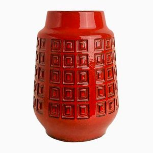 Vintage West German Vase from Scheurich, 1960s