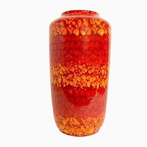 Vase Vintage de Scheurich, Allemagne de l'Ouest