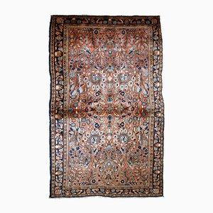 Handgewebter Vintage Teppich, 1920er