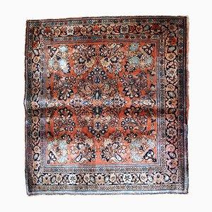 Antiker Teppich im Sarouk-Stil, 1920er