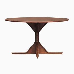 Table de Salle à Manger Modèle 522 en Palissandre par Gianfranco Frattini pour Bernini, 1960s