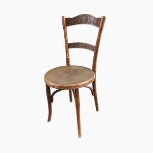 Antique Bentwood Chair from Gebrüder Thonet Vienna GmbH