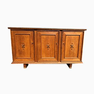 Buffet vintage di Charles Dudouyt, anni '40