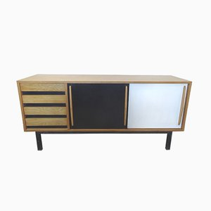 Ash Buffet by Charlotte Perriand for Steph Simon, 1950s