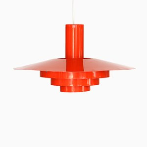 Karlebo Pendant Light by Skaarup and Jespersen for Fog & Mørup, 1970s