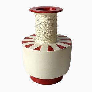 Vaso nr. 12 in terracotta di Mascia Meccani per Meccani Design, 2019