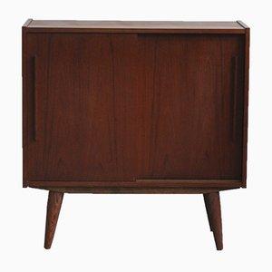Mueble danés Mid-Century, años 70