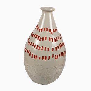 Vase 17 en Terracotta par Mascia Meccani pour Meccani Design, 2019