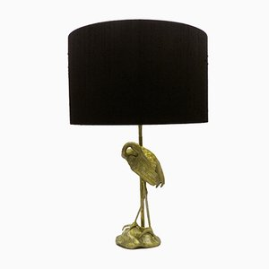 Lámpara de mesa Heron, años 70