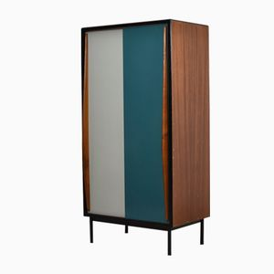 Two-Tone Cabinet by Willy van der Meeren for Tubax, 1952