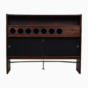 Mueble bar danés de Dyrlund, años 60