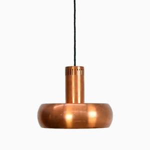 Danish Golf Pendant Lamp by Johannes Hammerborg for Fog & Mørup, 1970s