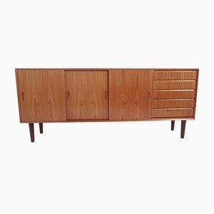 Niedriges Sideboard aus Teak, 1969