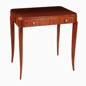 Art Deco Rosewood Desk, 1920s
