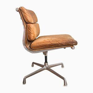 Sedia da ufficio EA 205 di Charles and Ray Eames per Hermann Miller