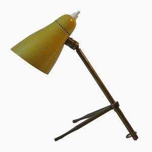 Lámpara de mesa Ochetta de Guiseppe Ostuni para Oluce, años 50