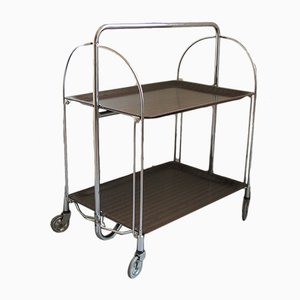 Mid-Century Folding Trolley from Gerlinol, 1970s