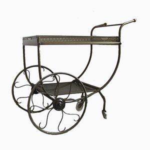 Mid-Century Trolley by Josef Frank for Svenskt Tenn
