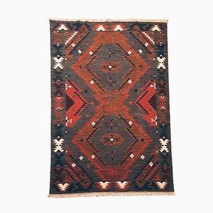 Vintage Indian Kilim Rug, 1970s