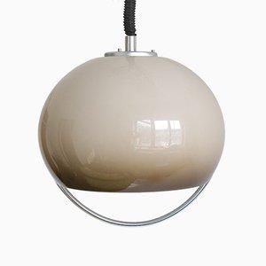 Lámpara colgante era espacial de Guzzini / Meblo, años 60