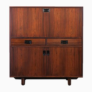 Italian Rosewood Highboard from Stildomus, 1960s