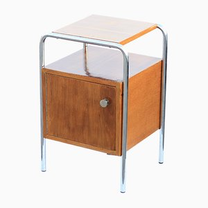 Vintage Bedside Table from Kovona, 1960s