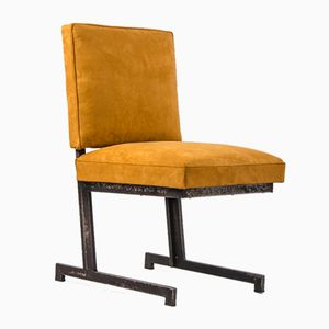 Vintage Spanish Lounge Chair, 1960s