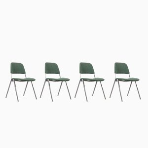 Vintage Model 1601 Chairs by Don Albinson for Knoll, Set of 4