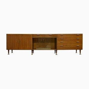 Mid-Century Sideboard aus Nussholz von AA Patijn für Zijlstra Joure, 1960er