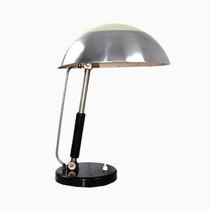 Lámpara de mesa vintage de Karl Trabert para G. Schanzenbach